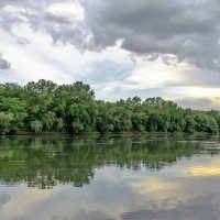 река Днестр, Приднестровье :: Елена
