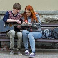 Уроки игры на гитаре :: Александр Степовой