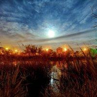 Ночная Анапа, 21 мая :: Михаил Тихонов