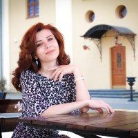 Красивая Катя :: Анастасия Кисель