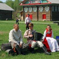 Вот и лето пришло. :: Николай Карандашев