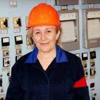 Женщины в энергетике :: TATYANA PODYMA