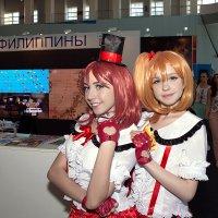 Поклонницы анимэ! :: Евгений Подложнюк