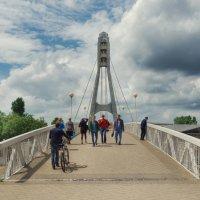«Мост Поцелуев» :: Анатолий Щербак