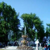 Фонтан в Летнем саду. (Санкт-Петербург) :: Светлана Калмыкова