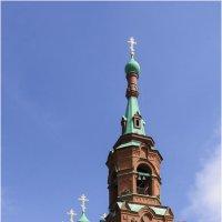 Свято-Троицкая церковь :: Александр Ширяев