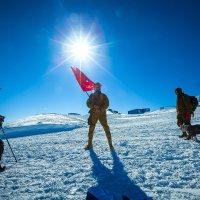 На пути к вершине :: Олег Каргаполов