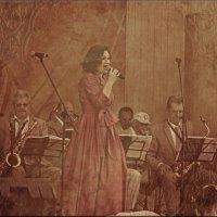 певица и оркестр :: Юлия Денискина
