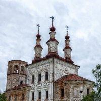 Церковь Воскресения Христова у Соляных Варниц :: -somov -