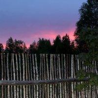 Майский закат :: Андрей Скорняков
