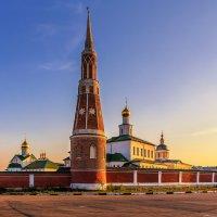 Богоявленский Старо-Голутвин монастырь. Коломна. :: Igor Yakovlev