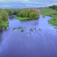 Неудержимая река :: Константин