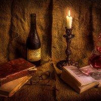 Натюрморт со свечой :: Алексей Строганов