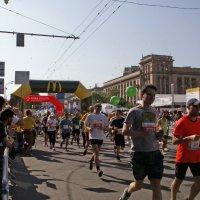 На старте марафона :: Lukum