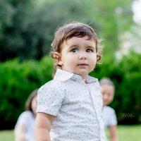Маленький мужчинка:) :: MARA PHOTOGRAPHY