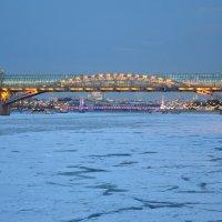 Вечерние мосты :: Станислав Стариков