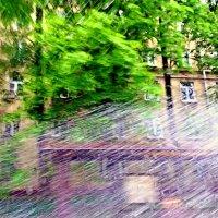 .. Художник - дождь .. :: Арина Дмитриева