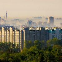 Доброе утро - Омск!!! :: Вячеслав Владимирович