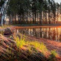 Майский рассвет..3 :: Андрей Войцехов