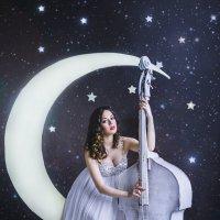 На моей луне :: Анна Николаева