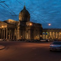 Казанский собор, не парадный вход..)) :: Ирина Малышева