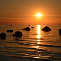 И снова о закате :: Валентина Папилова