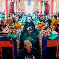 22.05.2016 Агинский дацан :: Даба Дабаев
