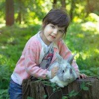 на полянке в лесу ) :: Райская птица Бородина
