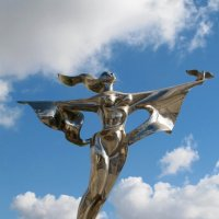Статуя мира :: Nelly Lipkin