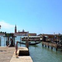 Будни Венеции :: Ольга