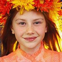 Солнце в волосах :: Римма Алеева