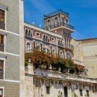 Балкончики Лиссабона :: Константин Шабалин