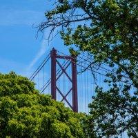 Мост 25 Апреля :: Константин Шабалин
