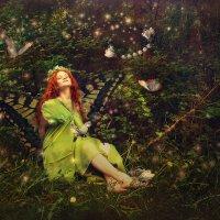 Бабочки :: Светлана Мизик