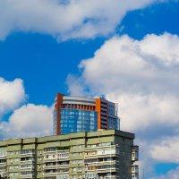 Москва, Ленинградский проспект :: Игорь Герман