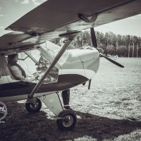 Полеты на самолете :: Анна Захаркина