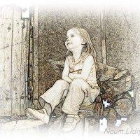 Девичьи мечты :: Лидия (naum.lidiya)