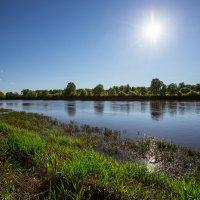Река Клязьма, возле села Любец Ковровского района Владимирской области :: Nadin Keara