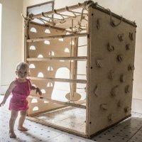 Скалодром для ребёнка :: Константин Василец