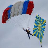 Из под облака, с небес, всепогодный ВКС :: Павел Myth Буканов