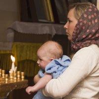 Крещение Матвея :: Viktoria Lashuk