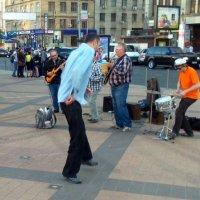 Джаз-стрит фото :: Сергей Рубан