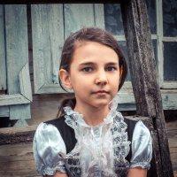 Девочка из деревни :: Гульшат