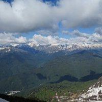 май заблудился  в горах :: leoligra