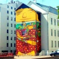 граффити :: Вероника Озем