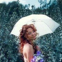 цветы из шелка.. :: Светлана Луресова