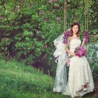 невеста у сирени :: Ольга Челышева