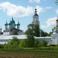 Свято-Введенский Толгский женский монастырь :: Galina Leskova