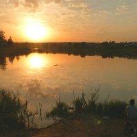 Река Ликова или Пыхтинский пруд. :: Alexey YakovLev