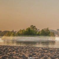 Туман над рекой :: Вадим Куликов